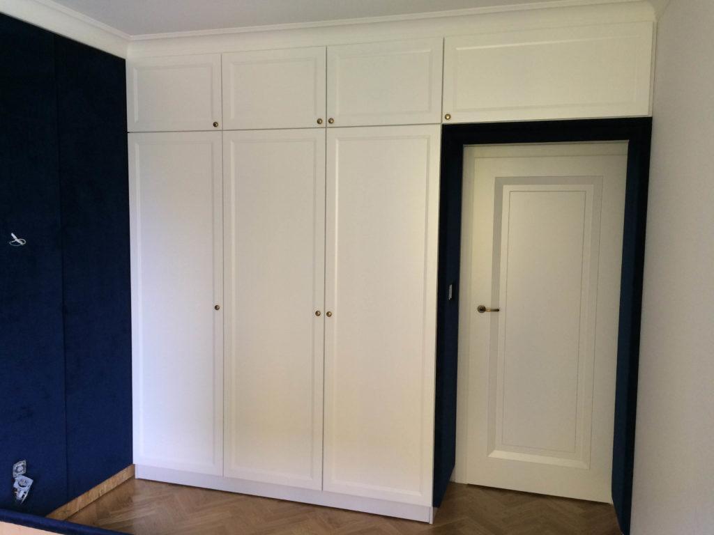 szafy i garderoby na wymiar warszawa